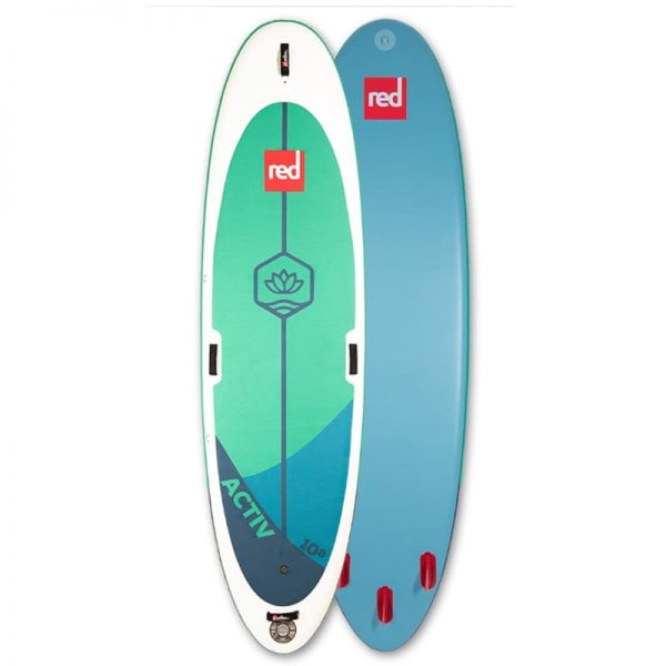 tabla de sup red paddle co activ 2020