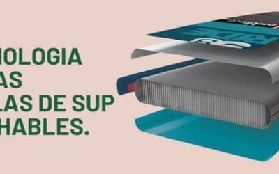 TECNOLOGIA EN LAS TABLAS DE SUP HINCHABLES