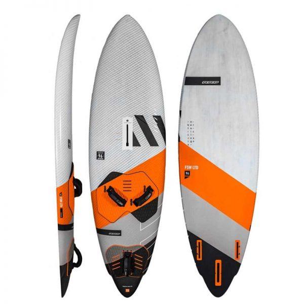Tabla de windsurf RRD Freewave LTD 2021 1