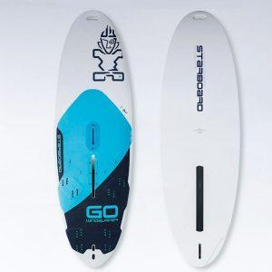 Tabla de windsurf starboard go windsurfer 20