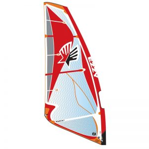 Vela de windsurf de olas Ezzy Taka 3