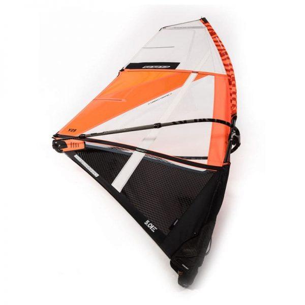 Vela de windsurf compact foil rrd 2
