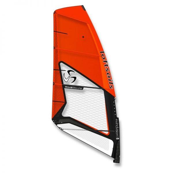 vela de windsurf loftsail wavescape 2020 6
