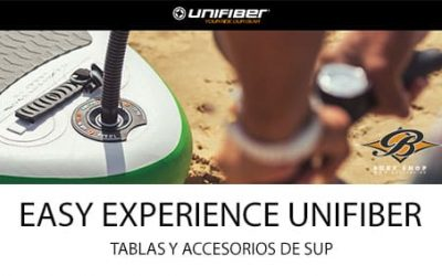 TABLAS HINCHABLES DE SUP UNIFIBER Y ACCESORIOS PARA SUP
