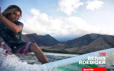 PRESENTACION DE LA NUEVA COLECCION DE QUATRO SURF&SUP 2015