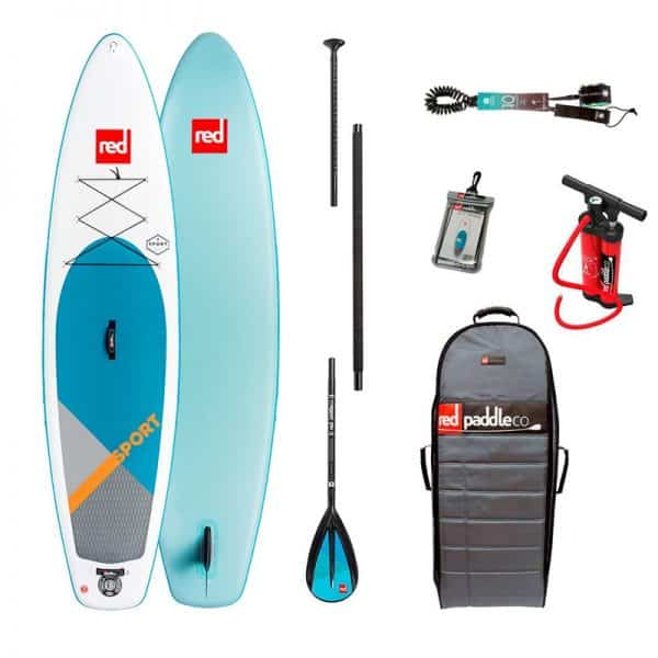 Tabla stand up paddle red paddle co port 2019
