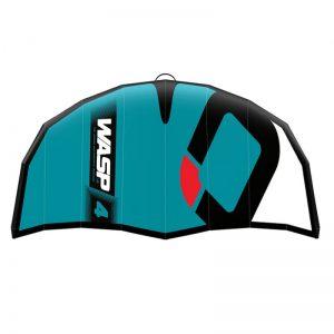 Wing sail ozone wasp blue 3