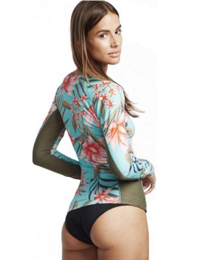 Licra de mujer para surf billabong capsule yoke 1