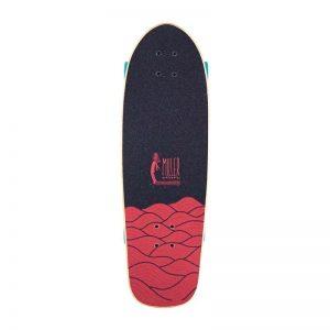 Surfskate longskate Miller hangten 2