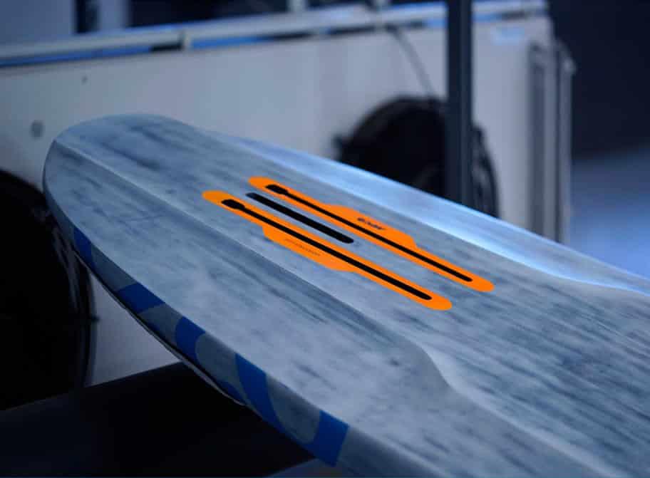 Tabla de foil goya airbolt 2020 10