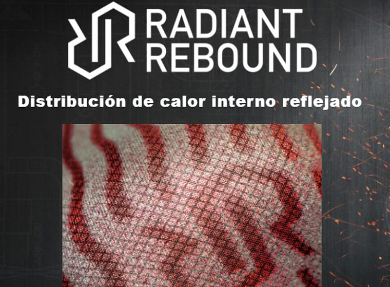radian rebound