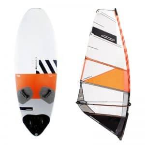 Equipo de windsurf RRD 2021