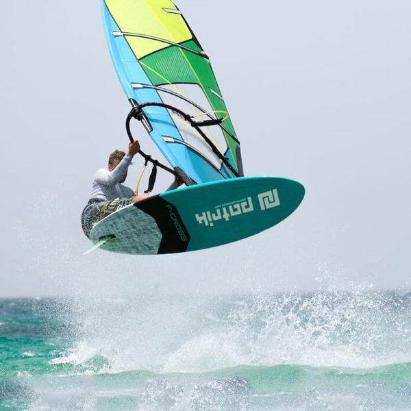 Tabla de windsurf patrick F-cross 113 21 fotos