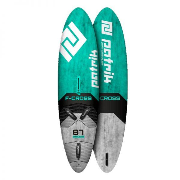 Tabla de windsurf patrick F-cross 87 21
