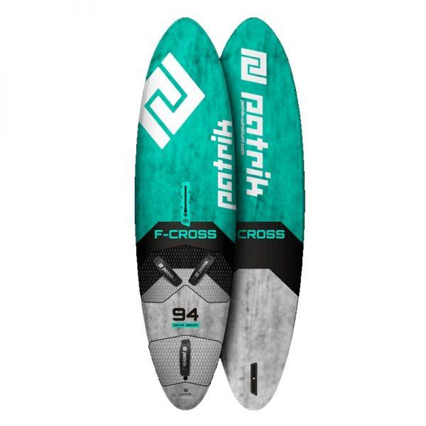 Tabla de windsurf patrick F-cross 94 21