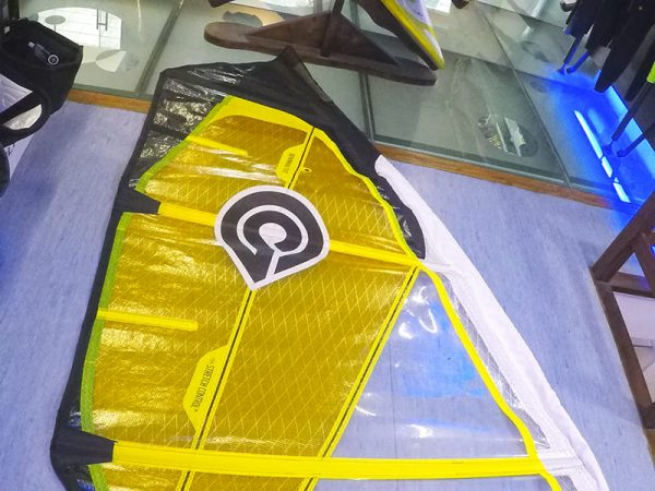 Vela windsurf goya Banzai 4.7 2018 5