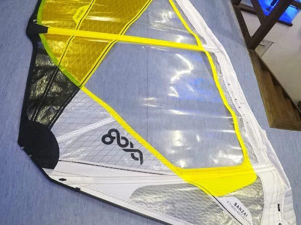 Vela windsurf goya Banzai 4.7 2018 6