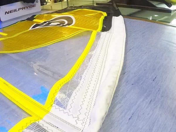 Vela windsurf goya Banzai 4.7 2018 8