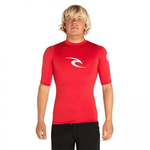 Licra Rip curl basic red 1