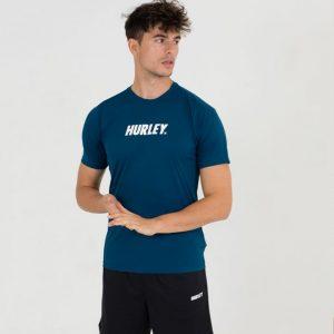 Licra Hurley fastlane hybrid hombre azul 3