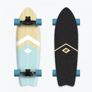 surfskate hydroponic Classic 3.0 1