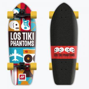 surfskate hydroponic los tiki pahntoms 10